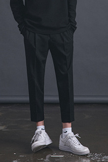 Tapered Ankle Pants