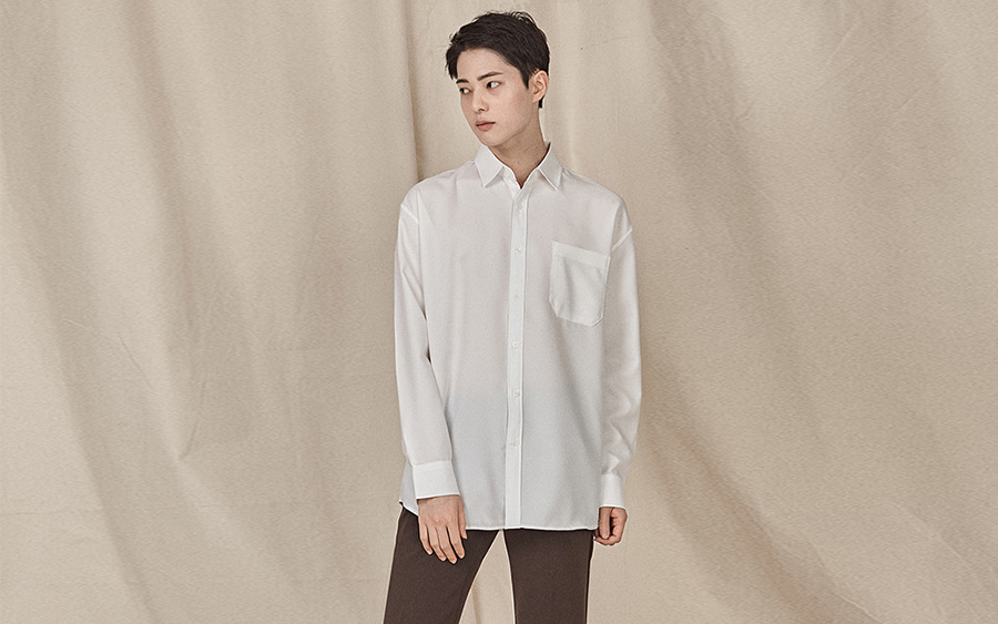 Standard Point Collar Shirt