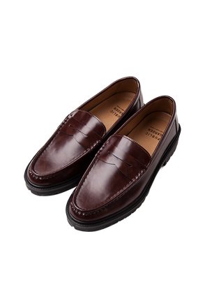 Classic Lugged Sole Loafers