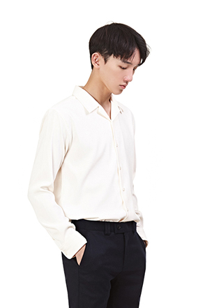Standard Convertible Collar Shirt