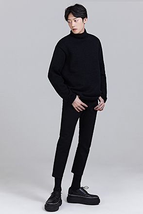 Basic Fit Single Tone Pants