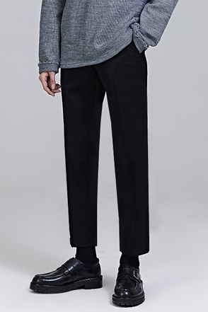 REDHOMMEClassic Ankle Grazer Trousers