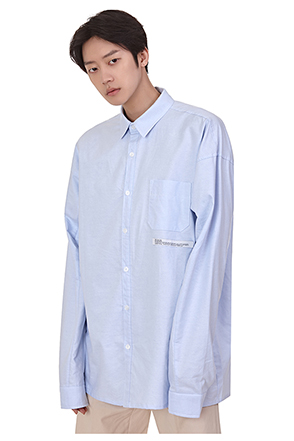 Loose Fit Extended Sleeve Shirt