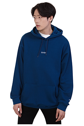 OVER Embroidered Hoodie