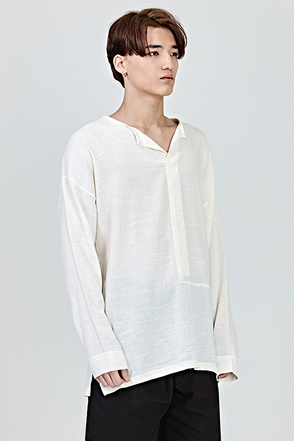 Drop Shoulder Lightweight Shirt