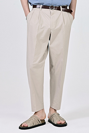 Classic Tapered Leg Trousers