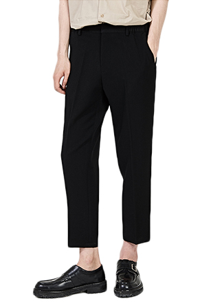 Basic Ankle Grazer Trousers