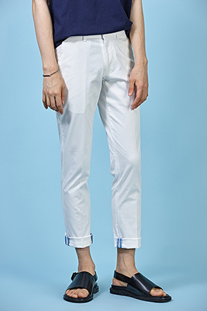 Classic Zip and Hook Pants