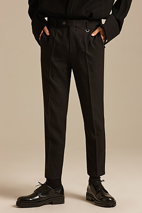 Tapered Leg Slacks