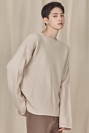 Classic Drop Shoulder Pullover