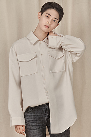 Patch Flap Pocket Shirt