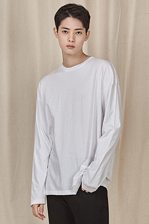 Basic Side Split T-Shirt