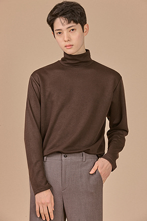 Classic Turtleneck T-Shirt
