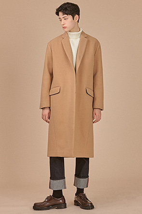 Narrow Lapel Coat