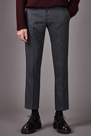 Classic Ankle Grazer Dress Pants