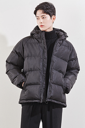 Detachable Hem Panel Coat