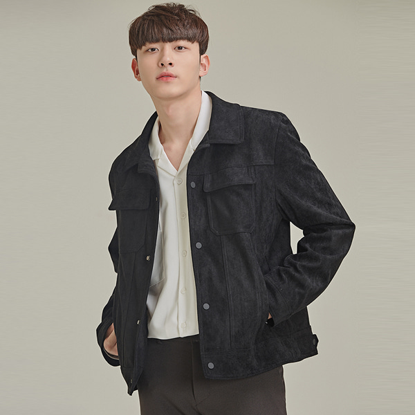 Flap Pocket Jacket