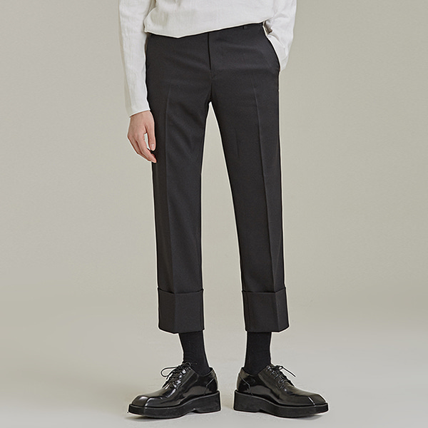 Wide Cuff Slacks